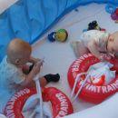 obdelava plavalnih pripomockov