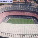 nogometaši v barceloni in evropski stadioni
