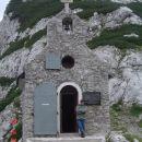 Kapela na Molički peči