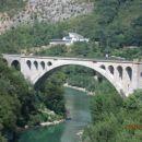 Znameniti most na Solkanu