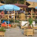 Kitajska restavracija na plaži