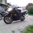 Honda CBR 1100 XX Super Black Bird