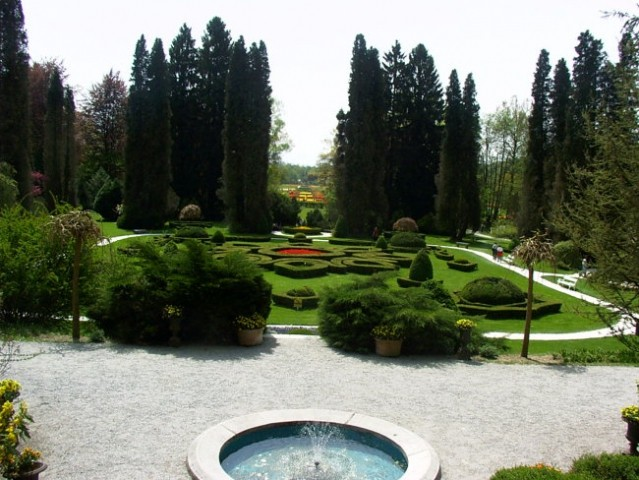 Izlet v Arboretum, Volčji potok - foto
