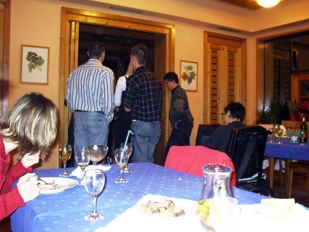 Novoletna večerja - foto