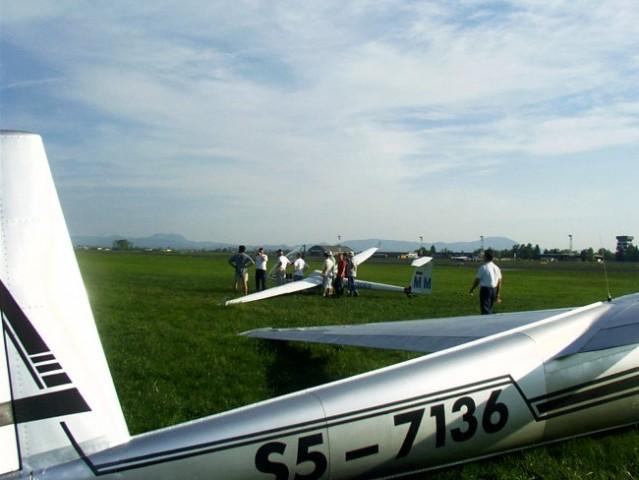Letalski center Maribor - foto