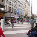 glavna ulica za nakupovanje