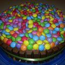 Čokoladna torta za 1. R rojstni dan