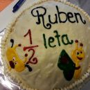 Torta za 1/2 leta