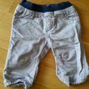 okaidi tanke hlače vel. 67 cm (6 m) - 4 €