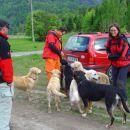 Psi obožujejo Markota in njegove proplan brikete :)))
