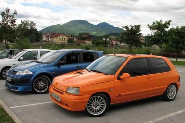 Renault srecanje 4.6.2006 - foto