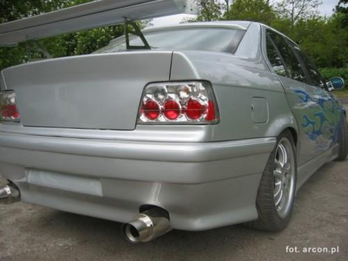 Moj BMW odzadaj...