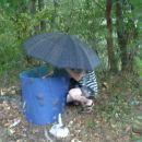Lačni smo tudi v dežju