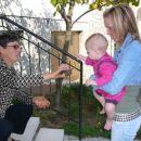 Nona Deda, teta Neja na obisku