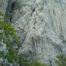 Zajeda od leve proti desni do vrha sliši na ime Kamasutra, saj zahteva plezanje v vseh mog
