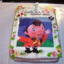 Tole pa je moja najlepša torta na svetu!NODI,OBOŽUJEM TE!
