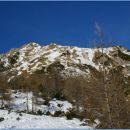pogled proti vrhu Viševnika