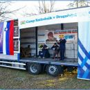 prireditveni oder kar na tovornjaku - zahvala Zajc Borisu