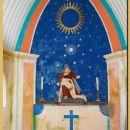 poslikava v kapeli