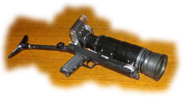 Pripravljen za uporabo... za fotolov ne za straljanje... kupljen rabljen leta 1979
