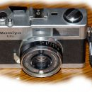 dobil za birmo 1977, fiksen 38mm Mamiya-Sekor f/2.8 objektiv... zakon