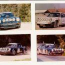 Barje (obvoznica): Porsche 911-Dekleva(bel), Hrušica,Ride Antonio Zanussi(moder)