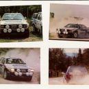 Barje,Golovec: Audi Quattro A2-AtillaFerjancz; Hrušica: