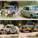 Hrušica; Talbot Lotus: Spork Moskvich-Filimonov; Ford RS 1800: Osterer; Škoda RS-Urban