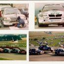 Piancavalo 1986 Peugeot 205 T16-Zanussi; Lancia S4-Cerrato; Zeltweg: R5 Turbo Cup