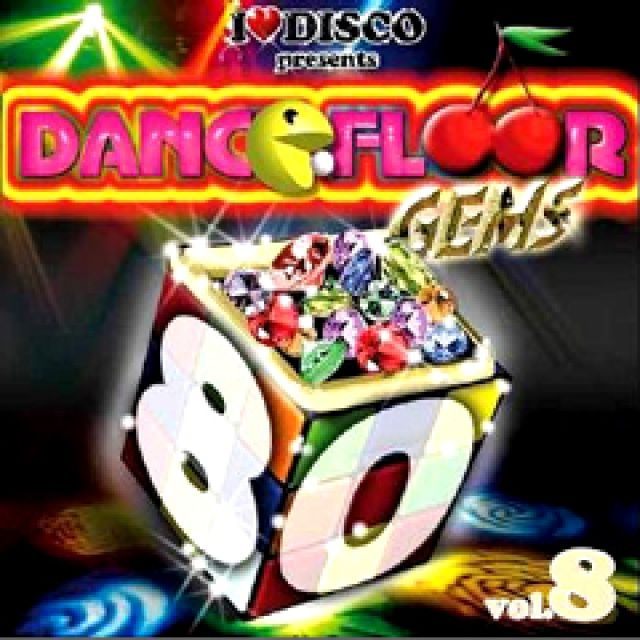 Vol. 8 I Love Disco Dancefloor Gems 80's - foto