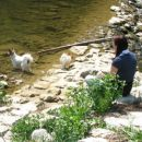 V reko je obvezno treba namočiti noge
