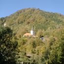 Cerkev nad Reško kočo