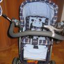 Vozen je v obe smeri - tako da otroka vidiš (prvih 5-6 mesecev)