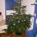 Božič pri nas doma v LJ.