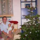 Filip in Tomašek na Božični večer.