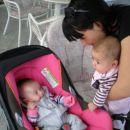 Z Lio in njeno mamico