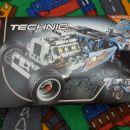 Lego technik št. 42022 Hot rod super vozilo