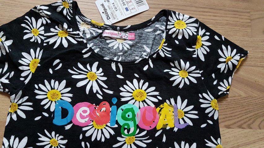 NOVA Desigual majica 13-14, primerna tudi za žensko XS ali S