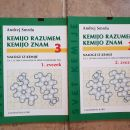 Zbirka vaj za kemijo v 3. letniku srednjih šol, 1. in 2. del