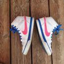 visoke usnjene Nike št. 37,5, US 5y, UK 4,5 ali 23,5 cm