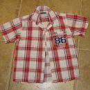 fantovska srajca, vel. 122
