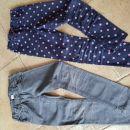 sive in pikaste hlače 128-134
