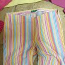 Benetton capri hlače in majice 6-8 let ali 128
