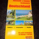 reisemobil&camping zemljevid nemčija, 3 eur