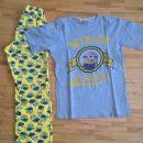 pižama minioni, 11 let