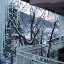 isti balkon, zjutraj