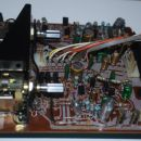 Equalizer circuitry board with new electrolytic capacitors (Nichicon MUSE)