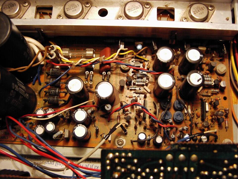 reborn sansui au 317mkii tapeheads tape audio and music forums rh tapeheads net 317 Sansui Amp Sansui TU 217