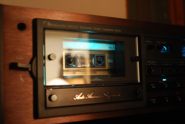 680ZX no2 & Maxell XLII