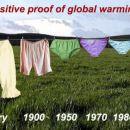 dokaz o glogalnem segrevanju
